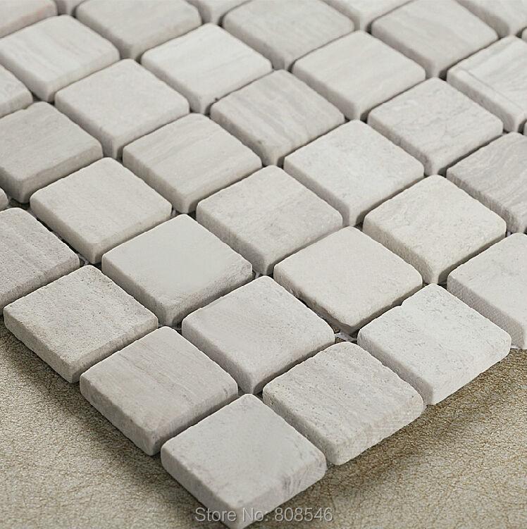 Aliexpress.com : Buy Sicis Mosaic,marble mosaic, stone mosaic,woodgrain mosaic tile,MD 1314,wall ...