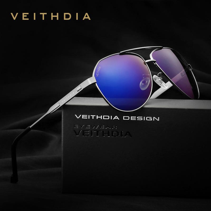 VEITHDIA Brand Best Men's Sunglasses Polarized Mirror Lens Driving Fishing Eyewear Accessories Driving Sun Glasses For Men 3562(China (Mainland))