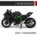 1:18 Motorcycle Models YZF M1 RC212V Moto GP 4# 5# 46# ZX6R Simulation Model Bike Diecast Moto Children Toy For Gift Collection
