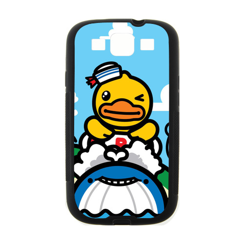 Cell Phone Case Maker B. Duck Summer Time Case for Samsung S3(China (Mainland))