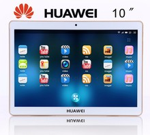 Huawei Tablet 10 Inch Octa Core MTK6592 3G Phone Call Android 4.4 GPS Tablet pcs 9.7″ IPS 1280*800 32GB Dual Sim Card Bluetooth