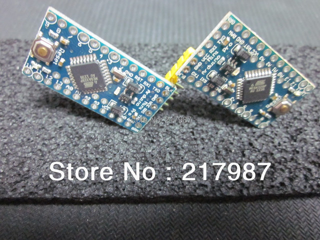 New At mega328 5v Version Pro Mini Module16M For Arduino Compatible Free Shipping