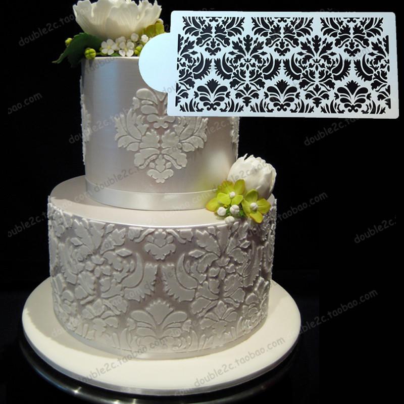 Wedding Cake Design Stencil : Popular Wedding Cake Stencil-Buy Cheap Wedding Cake ...
