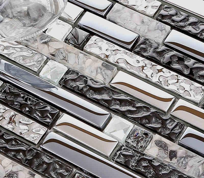 online kaufen gro handel mix mosaik fliesen aus china mix mosaik fliesen gro h ndler. Black Bedroom Furniture Sets. Home Design Ideas