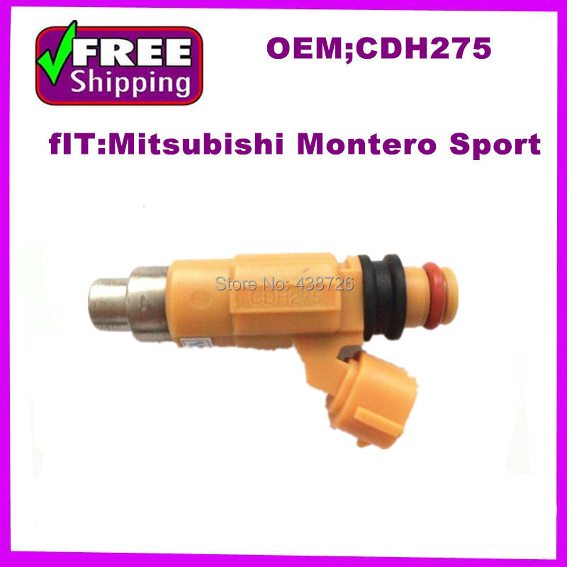 genuine fuel injector nozzle V31 4G64 4G63 MD319792 63P1376100 CDH27 FOR Montero Sport 3.0L 6G72 - SHANGHAI L & Y Automatic Trading Company Limited store