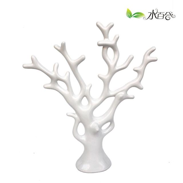 Ceramic decoration crafts pachira home accessories new house modern decoration gift