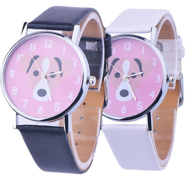 Zegarek damski Pinky Dog różne kolory