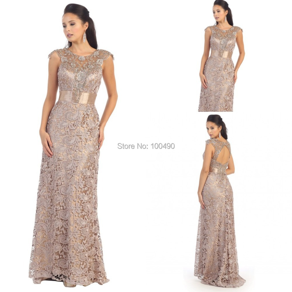 gown chic Picture - More Detailed Picture about New Arrival Taupe ...