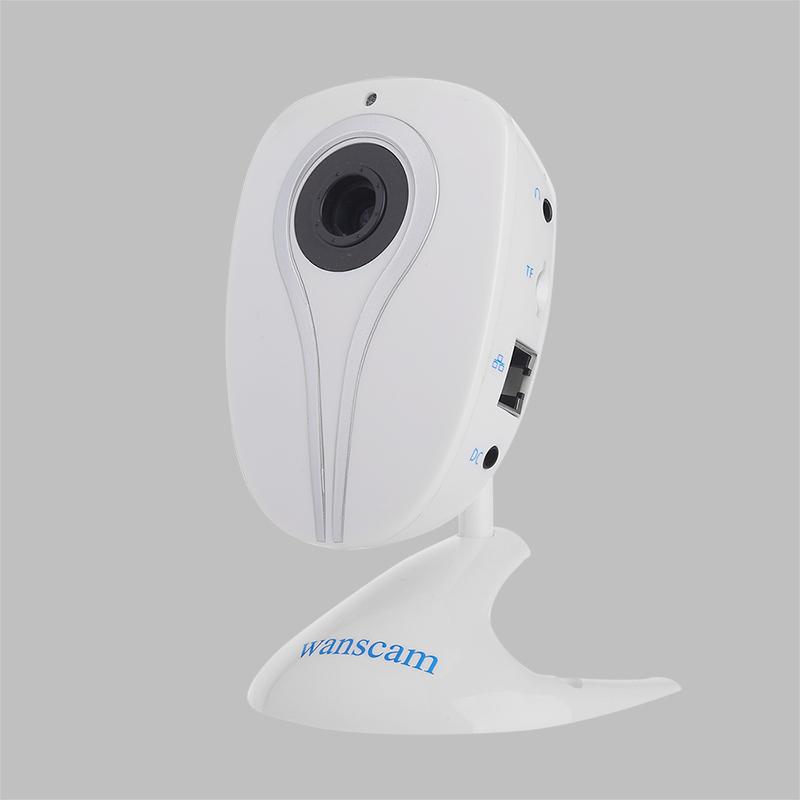 2 шт./лот 2015 Wanscam Onvif HD 720 P 1.0MP Hi3518E мини-камера ик — ик-cmos ночного видения P2P 1.0MP wi-fi беспроводная IP камера