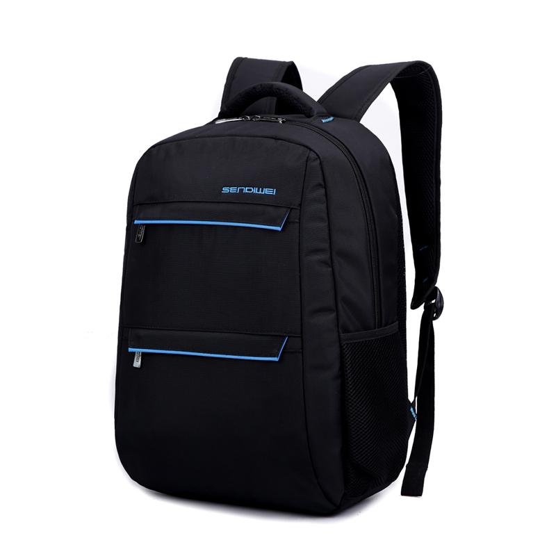 2014 men's business minimalist backpack women 15.6 inch laptop bag School Travel Backpack Lenovo Asus Acer Sony - Fashion Bag Store668 store