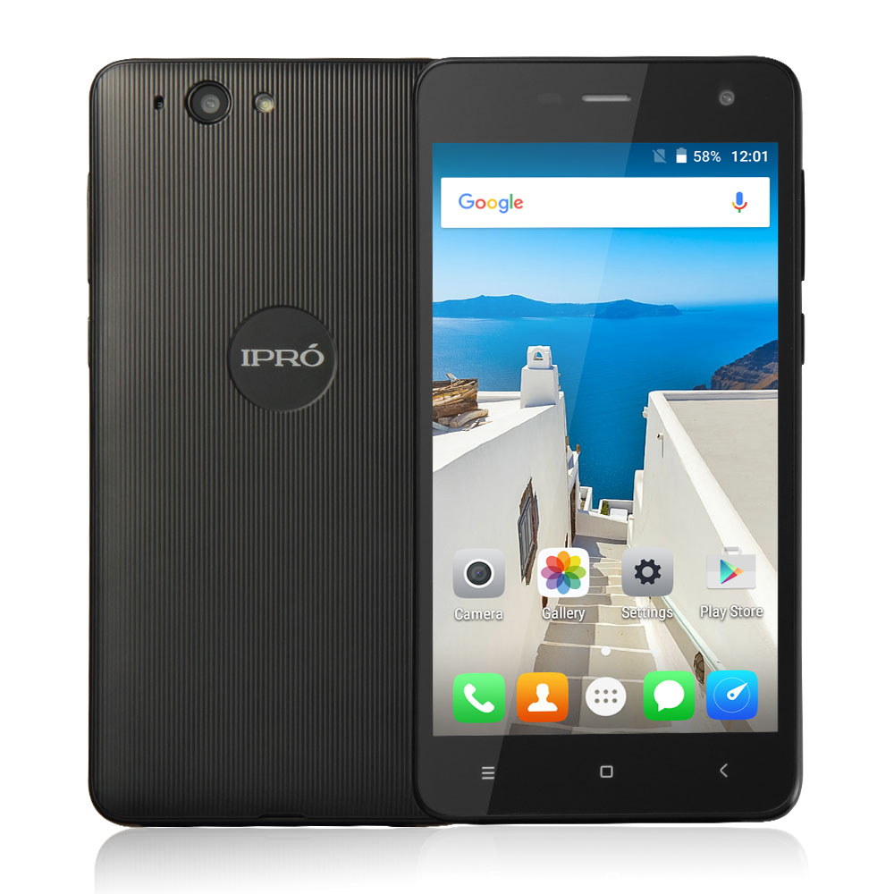 Original IPRO i950A 3G Mobile Phone MTK6580M Quad Core 5.0 inch 1GB RAM 8GB ROM Celular Android 5.1 Smartphone 2000mAh With Gift(China (Mainland))