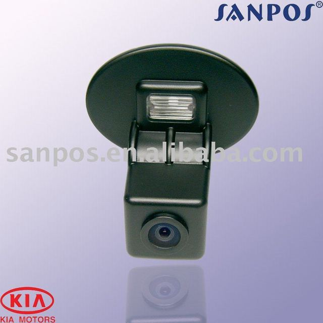 cmos color nightvision reversing camera for Kia Forte, DHL freeshipping