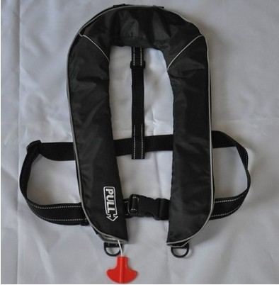 Free shipping SOLAS approved new inflatable life jacket marine life jacket PFD for 150N EN396 certified(China (Mainland))
