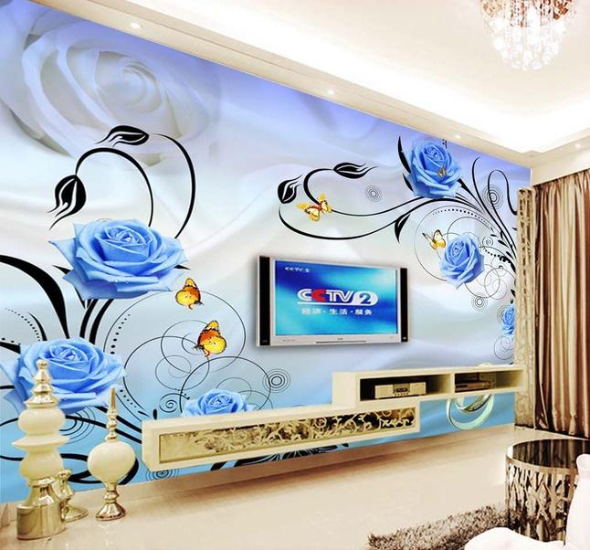 achetez en gros papier peint rouleau taille en ligne des grossistes papier peint rouleau. Black Bedroom Furniture Sets. Home Design Ideas