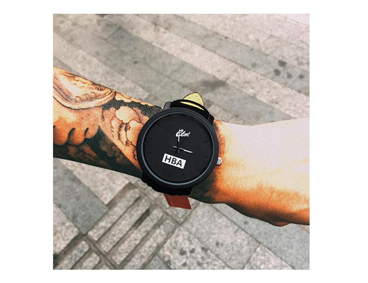 HTB1ORilIpXXXXanaXXXq6xXFXXXX - Zegarek sportowy HBA dwa kolory