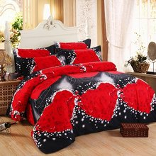 3d bedding sets Butterfly Marilyn Monroe Leopard rose bedclothes duvet cover sheet Queen king twin panda bedspread bed linen(China)
