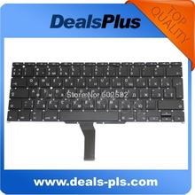 New RU Keyboard For Macbook Air 11″ A1370 A1465 Russian Keyboard MC968 MC969 MD223 MD224 2011 2012 2013
