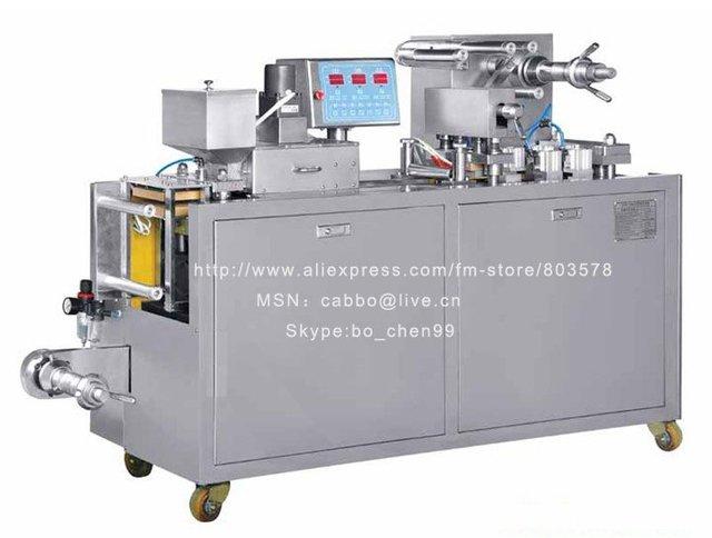 DPP-88 Mini-Automatic Blister Packing Machine / Plate Automatic Blister Packing Machine DPB-80