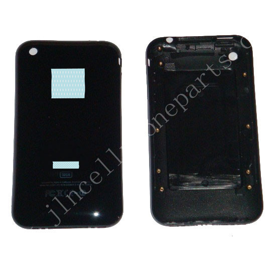 New Battery Back Housing Cover For Apple iPhone 3GS Black 32GB