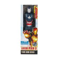 30cm marvel vingadores endgame thanos spiderman hulk homem de ferro capitão américa thor wolverine figura de ação brinquedos bonecas para o miúdo(China)