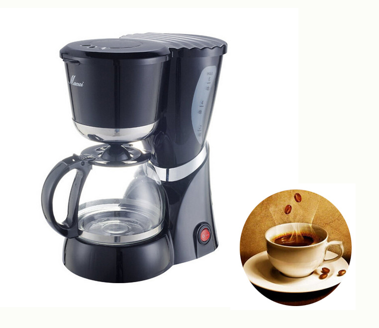 Coffee Maker Big W : Aliexpress.com : Buy Electric coffee maker 550W Food grade PP safe Automatic coffee machine 220V ...