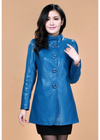 Женская одежда из кожи и замши Brand New  DF8102