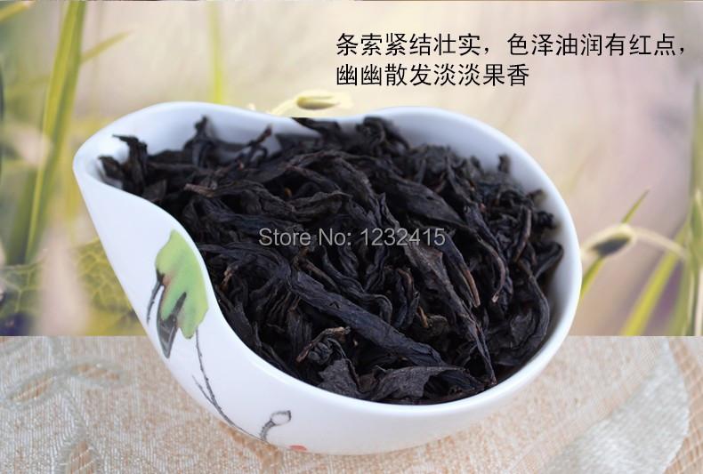 Free Shipping Premium Chinese Oolong Tea Big Red Robe Dahongpao China da hong pao Wulong Tea