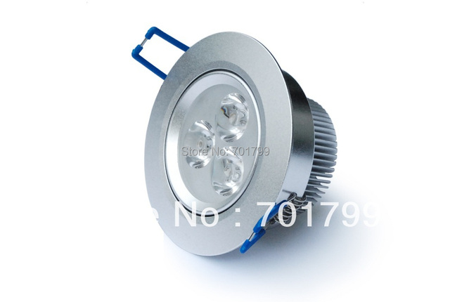 3*1W LED down light,AC85-265V input, warm white or cool white