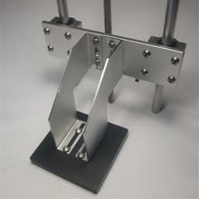 SLA DLP 3 D printer Z axis build platform kit for DIY UV resion DLP SLA