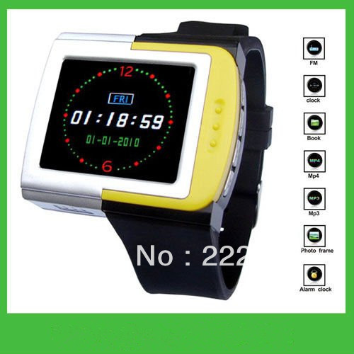 2013 Christmas Gift cheap smart cell phone watch for kids with music player functions
