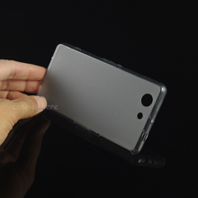 Buy Soft Pudding TPU Gel Case Skin Sony Xperia Z3 Compact D5803 D5833 / Z3 Mini M55W Mobile Phone Protective Rubber Matte Cover for $1.39 in AliExpress store