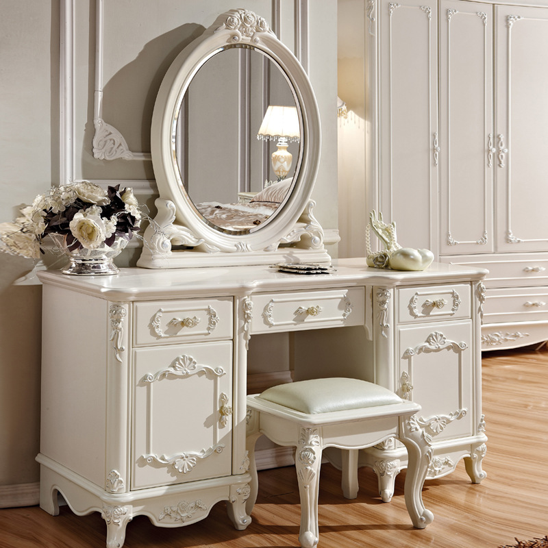 European style dressing table, a small apartment, a small room, a dresser(China (Mainland))