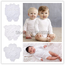 Pure Cotton baby clothes newborn babies triangle long sleeved bodysuit  baby triangular short sleeved bodysuit bottoming shirt (China (Mainland))