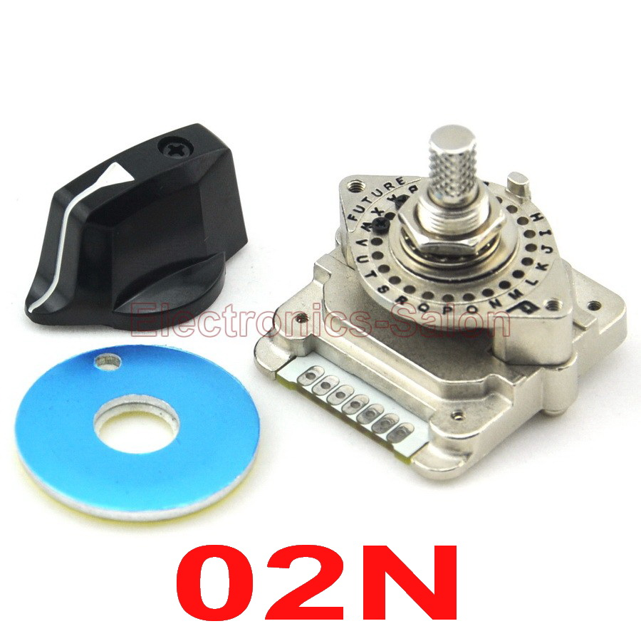 HQ Digital Code Rotary Switch, NDS-02N, Encode, for Industrial Control.<br><br>Aliexpress