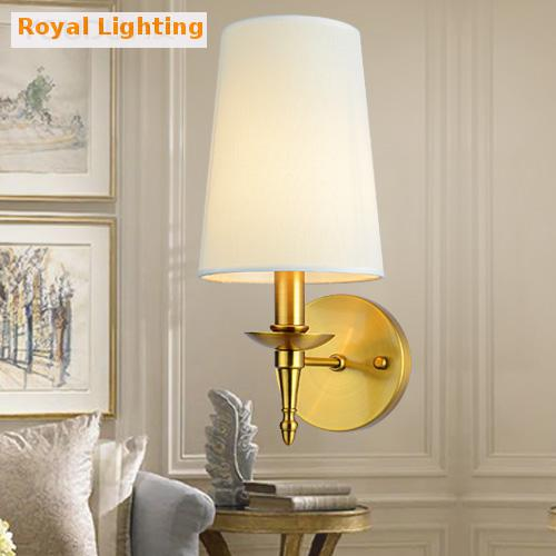 Home led wall light lighting fixtures american style for International decor wall lights