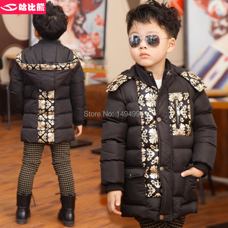 Winter Children Outwear Hooded Clothing Kids Jacket Boys Down Jacket Coat in Stock Retail 2014 Winter New Best Selling T737<br><br>Aliexpress