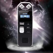 Free Shipping 8G Audio recorder mini registrar grabadora de voz Digital voice recorder dictaphone voice recorder(China (Mainland))