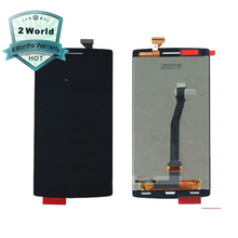5pcs/lot 100% Test Oneplus One LCD Display Screen + Touch Screen Assembly Replacement DHL Free Shipping
