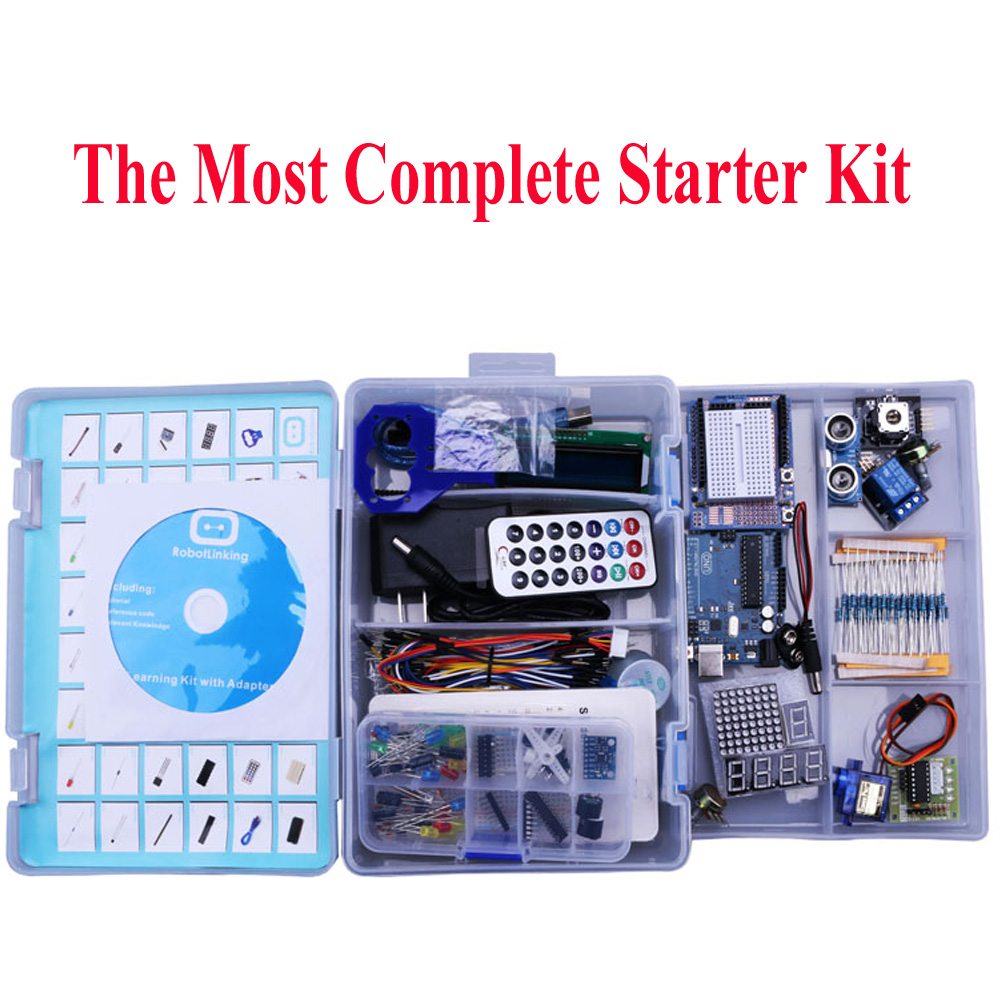 Elego uno project the most complete starter kit for