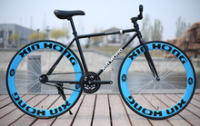 2016 700C*28C  Road Bicycle Fixed gear bike single speed bike with coaster hub fixie bike fixie bike flip-flop Road Bicycle(China (Mainland))