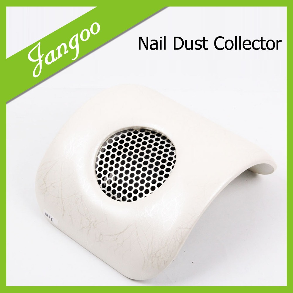 Beige Nails Art Table With Exhaust Fan Manicure Cyclone Nail Dust Collector(China (Mainland))