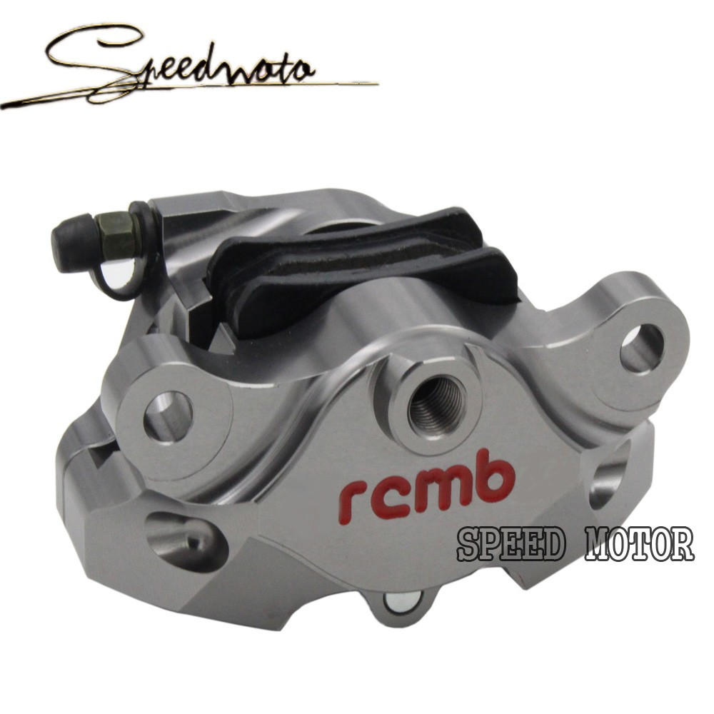 CNC Aluminum Universal 84mm Rear Brake Caliper Motorcycle For Ducati&Aprilia(All Modelle/tous modeles)YZF-R1 GSXR1000 ZX-10R