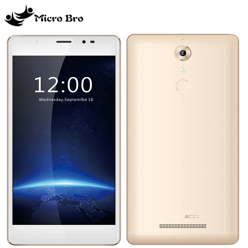 "Original Leagoo T1 Plus 4G Smartphone Android 6.0 5.5""HD MTK6737 1.3GHz Quad Core 3GB 16GB Dual SIM GPS Cellphone(China (Mainland))"
