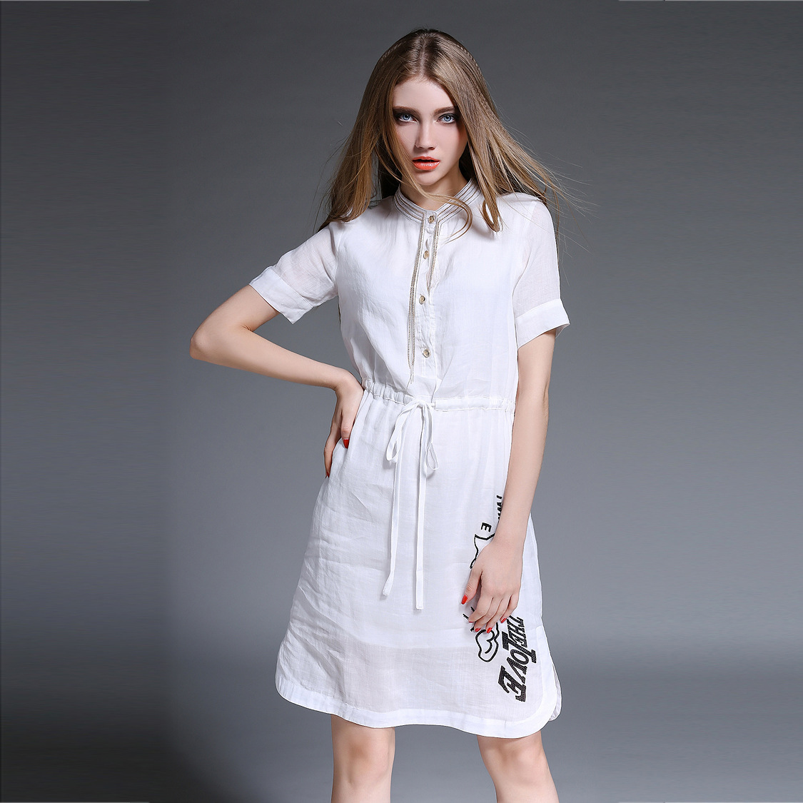 Early autumn 2015 women's casual fashion runway style ...