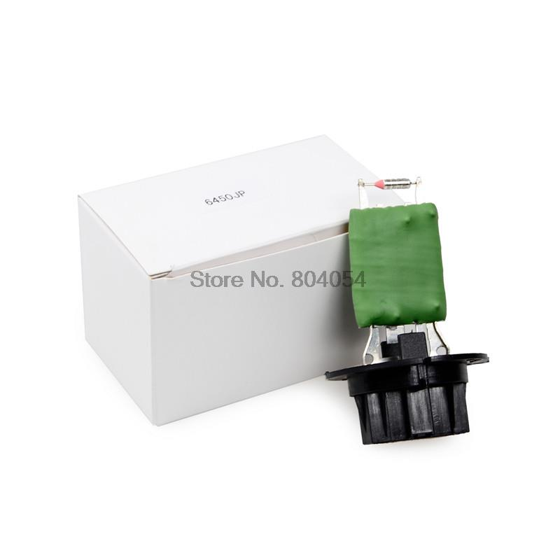 For peugeot 206 307 cc sw heater blower fan resistor motor for Cost of blower motor for air conditioner