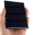 Universal 12V 1 5W Standard Epoxy Solar Panels Mini Solar Cells Polycrystalline Silicon DIY Battery Power