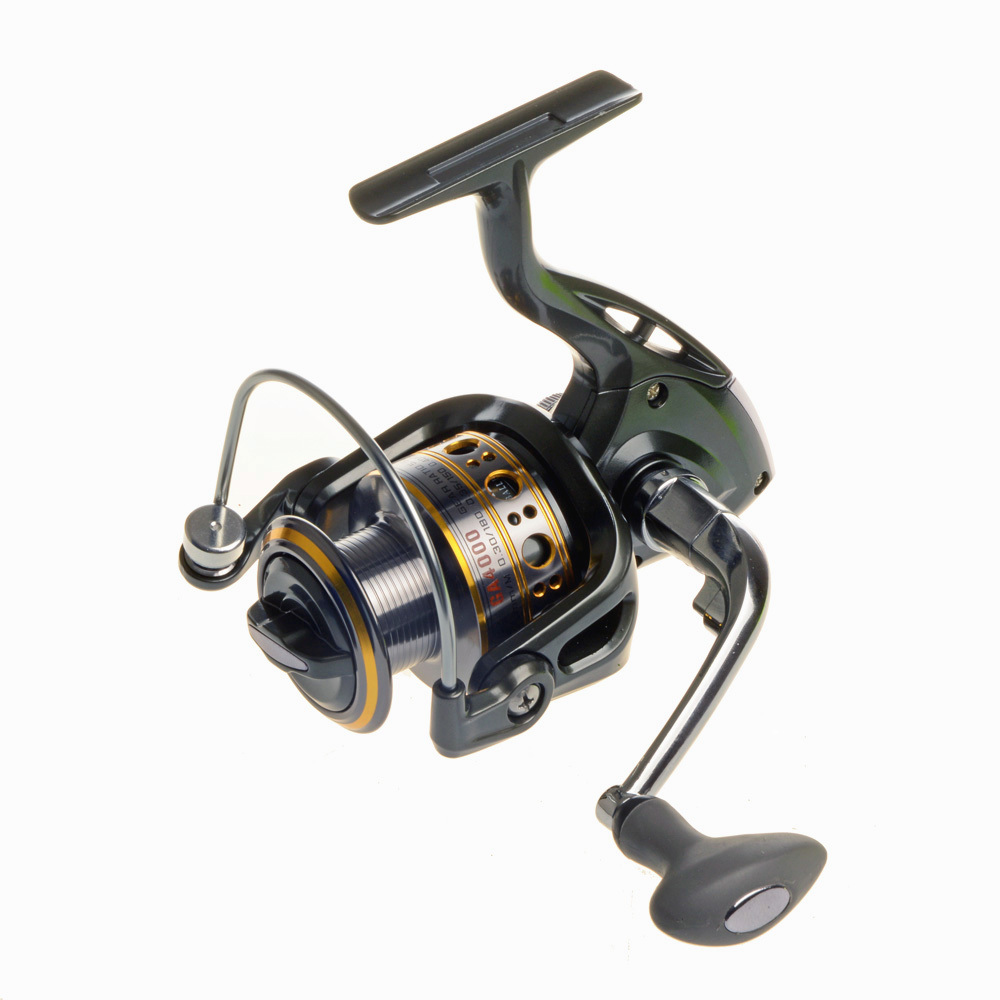 Free shipping Spinning Fishing Reel Fishing reel YA Carp Ice Fishing Gear 5.5:1 Real 13BB With pesca casting reel<br><br>Aliexpress