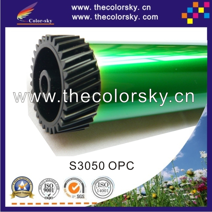 (CSOPC-S3050) laser parts OPC drum for DELL Computer 1815 toner cartridge zhuhai made in china print 4-5 times after refilling(China (Mainland))