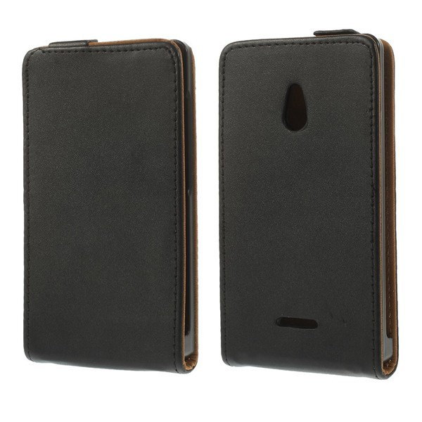 For Nokia XL Case Vertical Magnetic Flip Leather Cover for Nokia XL Dual SIM RM-1042 SRM-1030(China (Mainland))