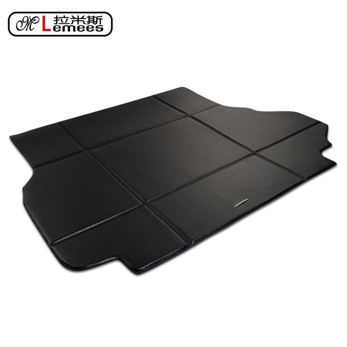 dedicated leather car trunk mat for Land Rover Range Rover Sport Freelander 2 Aurora discoverer 4(China (Mainland))